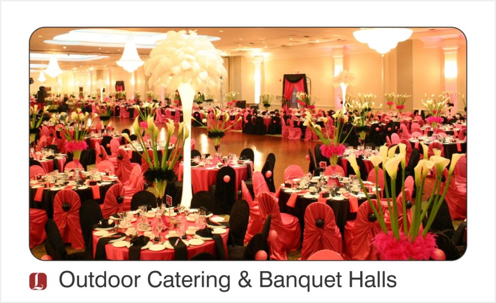 CAREER OPPORTUNITIES, Outdoor Catering, Banquet Halls