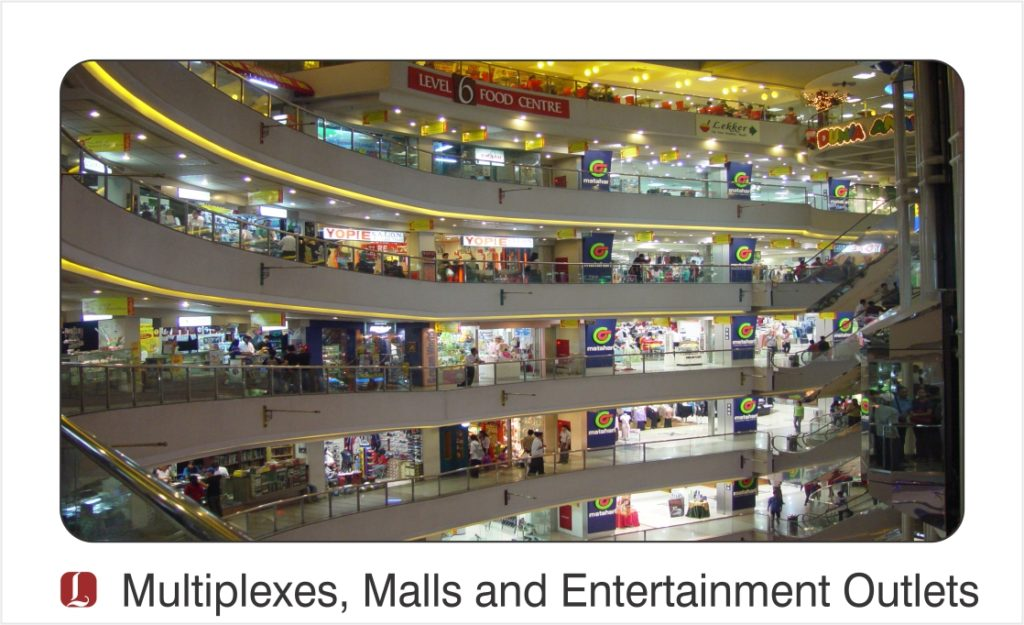 CAREER OPPORTUNITIES, Multiplex mall