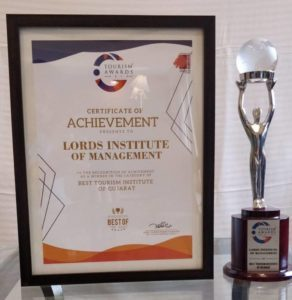 Hotel management Institute in Valsad- Lords Institute of Management
