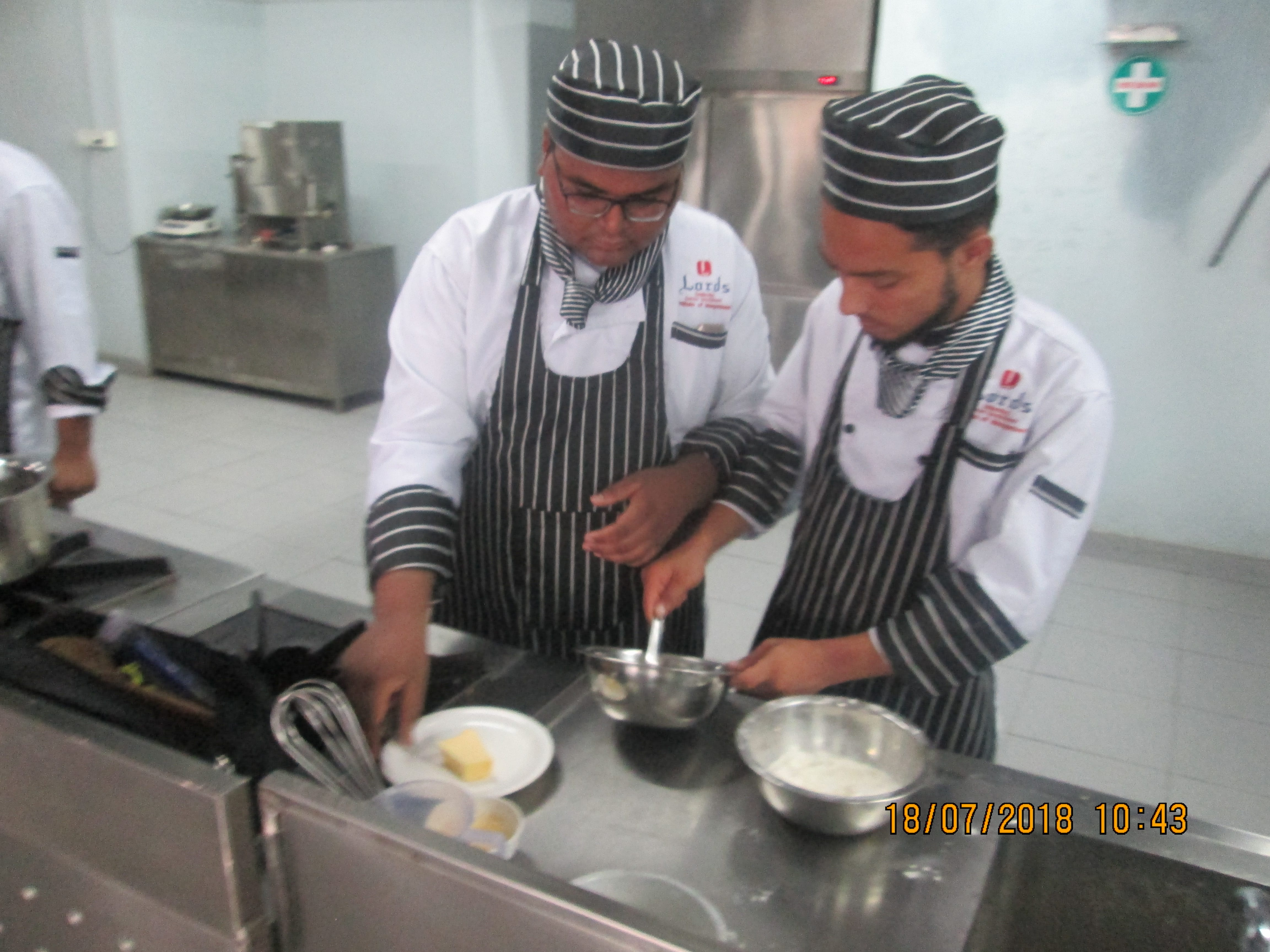 Lords Institute of Management | Food Production